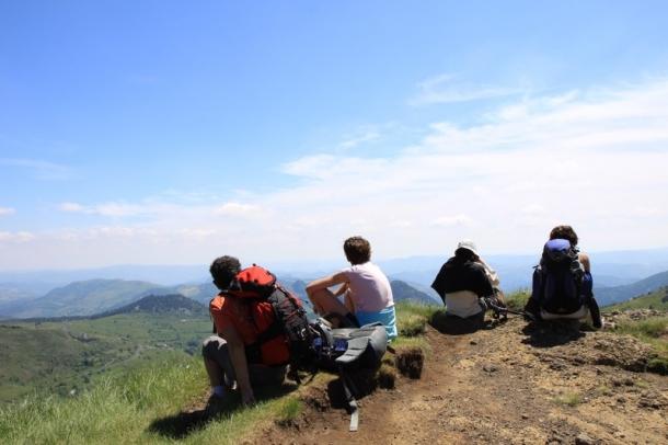 Programme randonnées encadrées été 2016