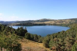 Le lac d'Issarlès © O/Mathis