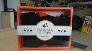 Coffret cadeau Endura BaaBaa Mérinos