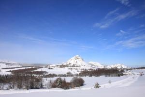 Découverte à raquettes du Mont Gerbeir de Jonc et des Sources de la Loire