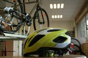 Casque Carrera Vélodrome jaune